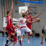 Swiss Central Basket - STB Bern Giants (3.11.2010)